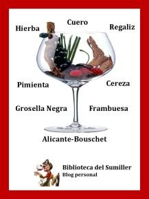 Variedad Tinta : Alicante-Bouschet